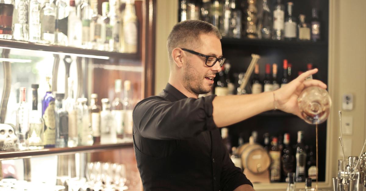 Rookie Bartender Mistakes