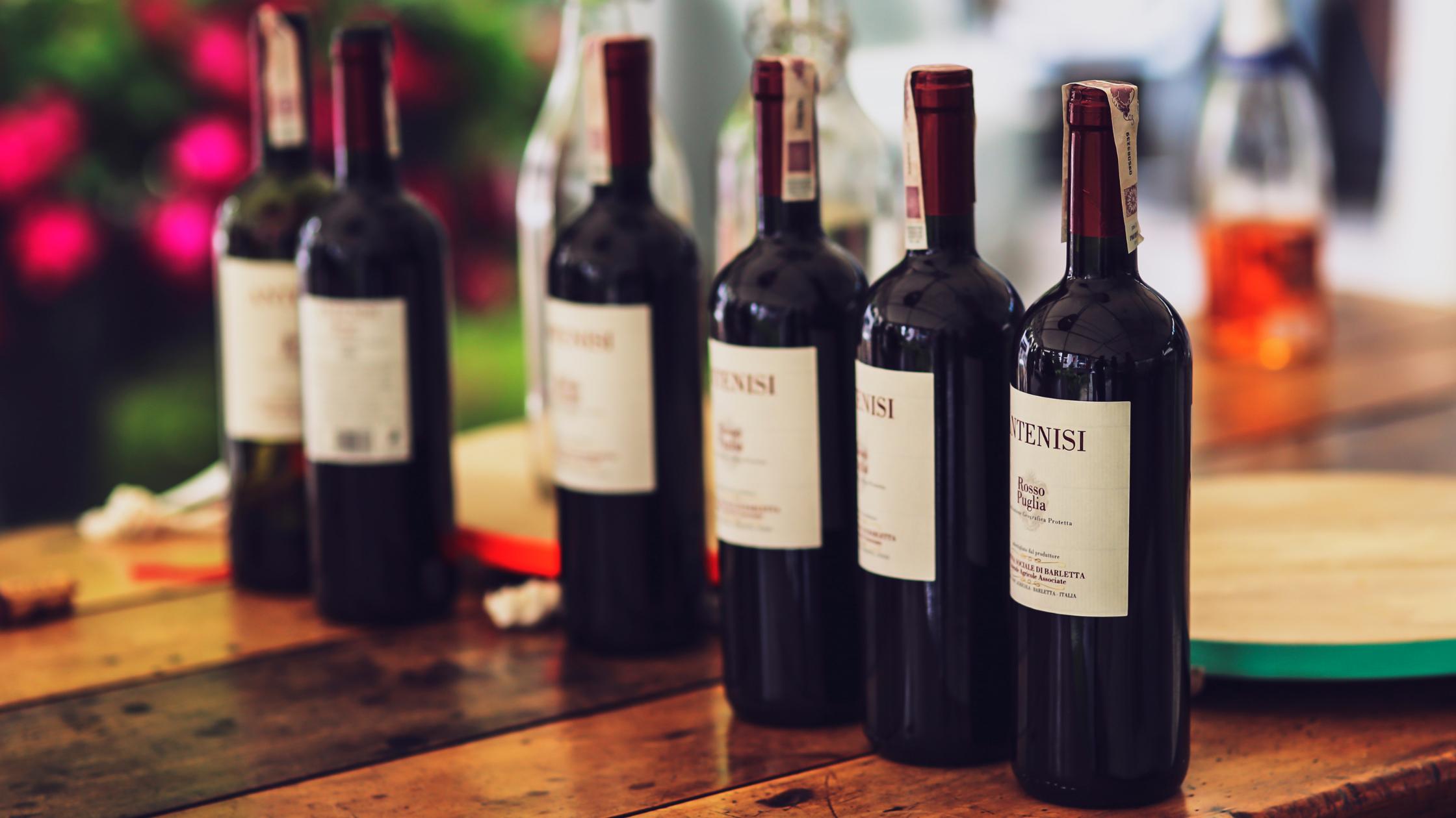 Winter Red Wine