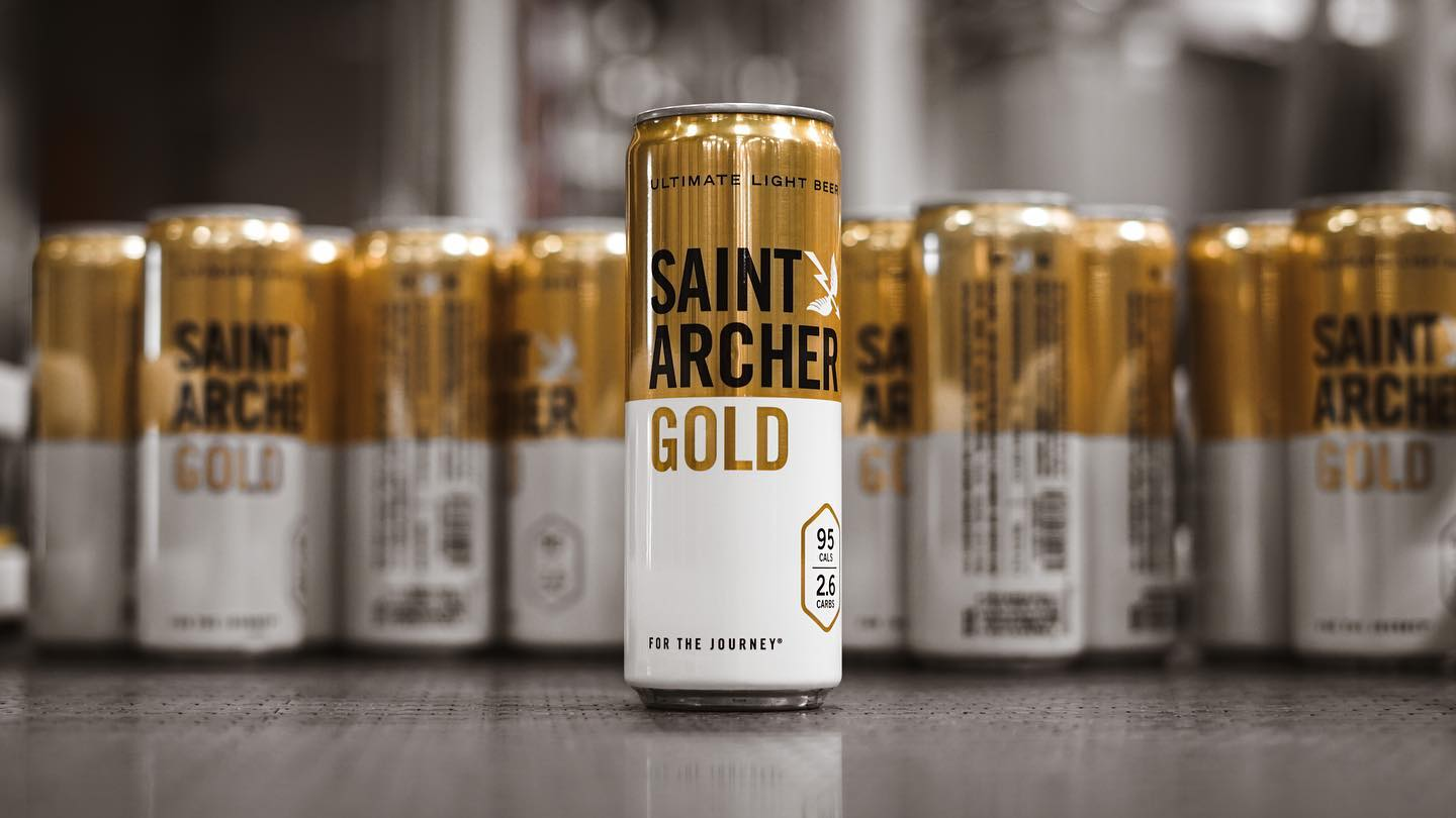 Saint Archer Low Cal Beer