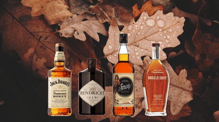 Fall Spirits your Bar Needs