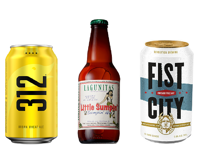 chicago-beer-history-beers