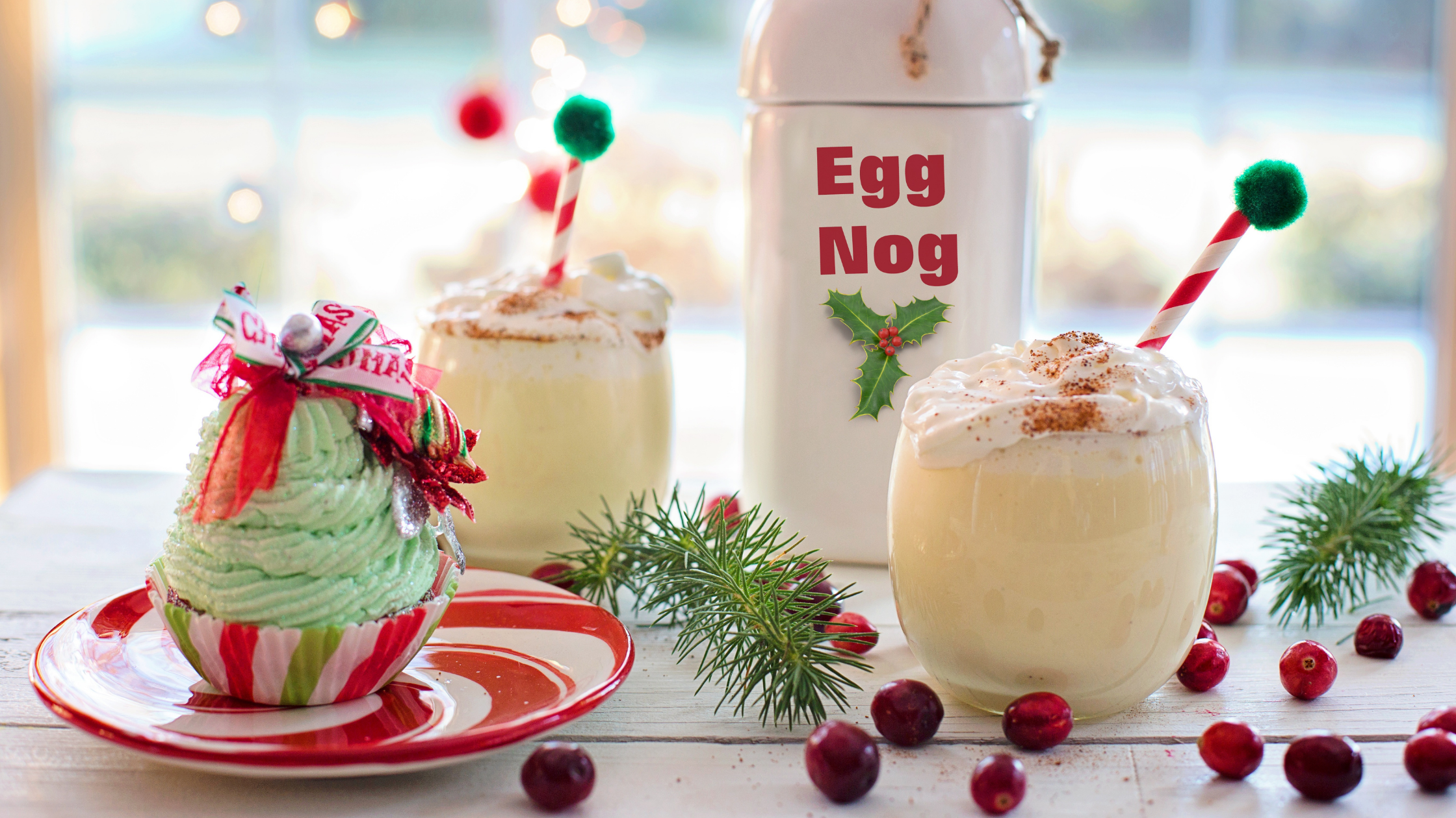 Classic Holiday Cocktail Ideas