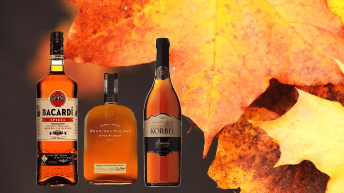 Fall Liquor for your Bar