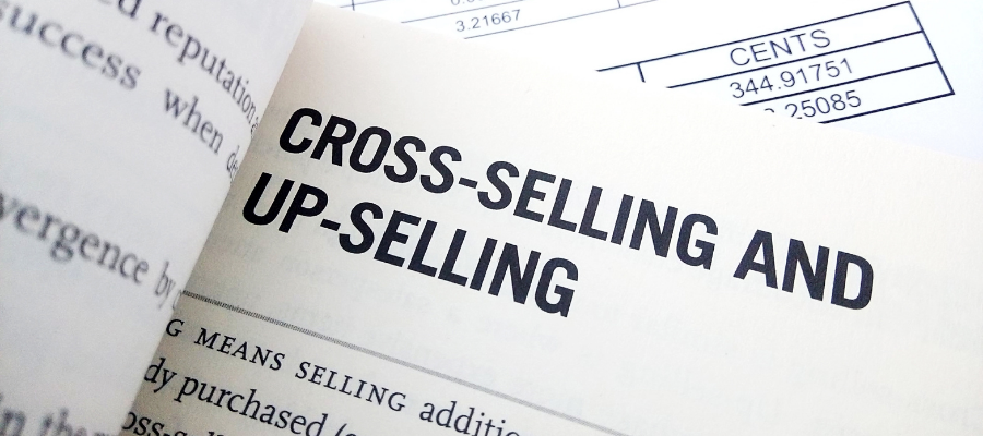 Cross-selling sales strategy