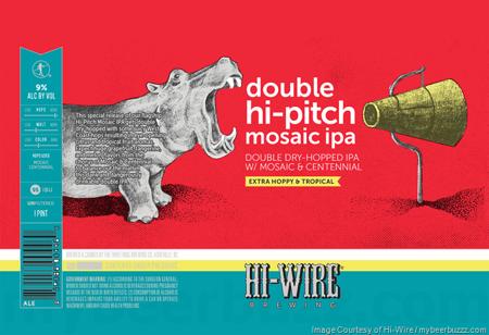 Hi-Wire New Beer Release