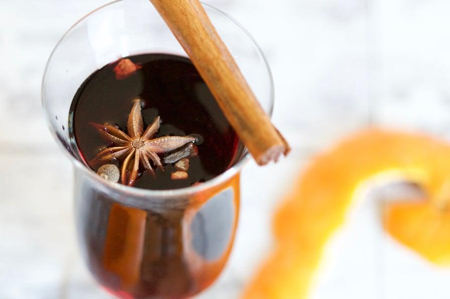 Holiday Cocktail Menu Ideas