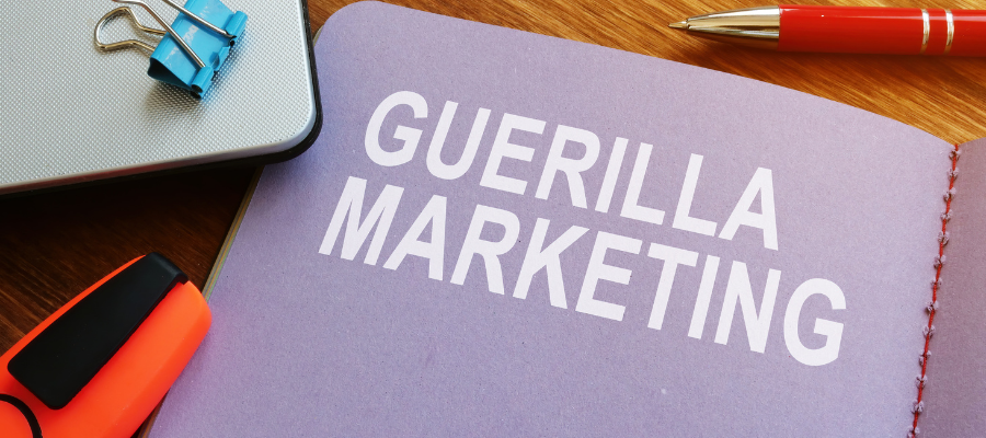 Increase eCommerce Traffic with Guerilla Marketing Tactics