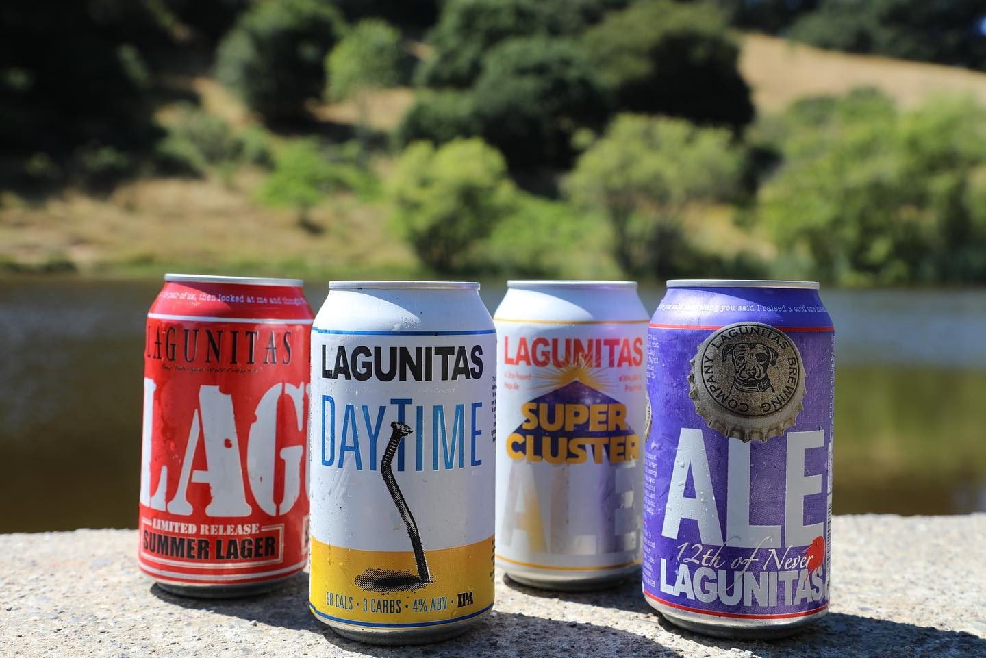 Low Cal Lagunitas Beer