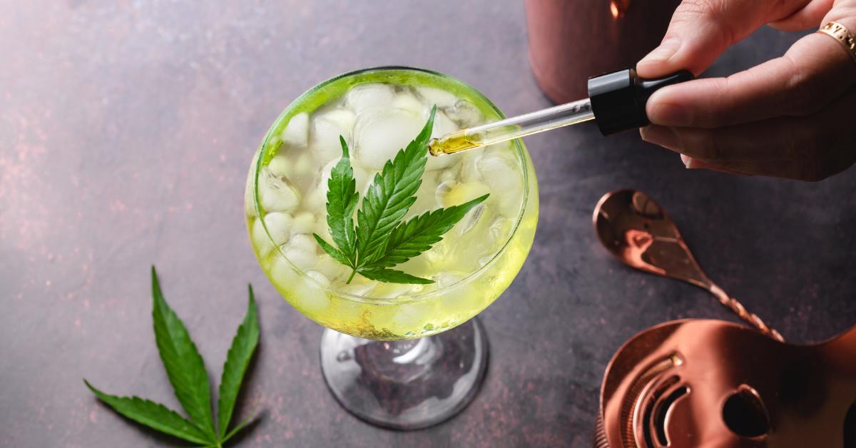 marijuana infused beverages