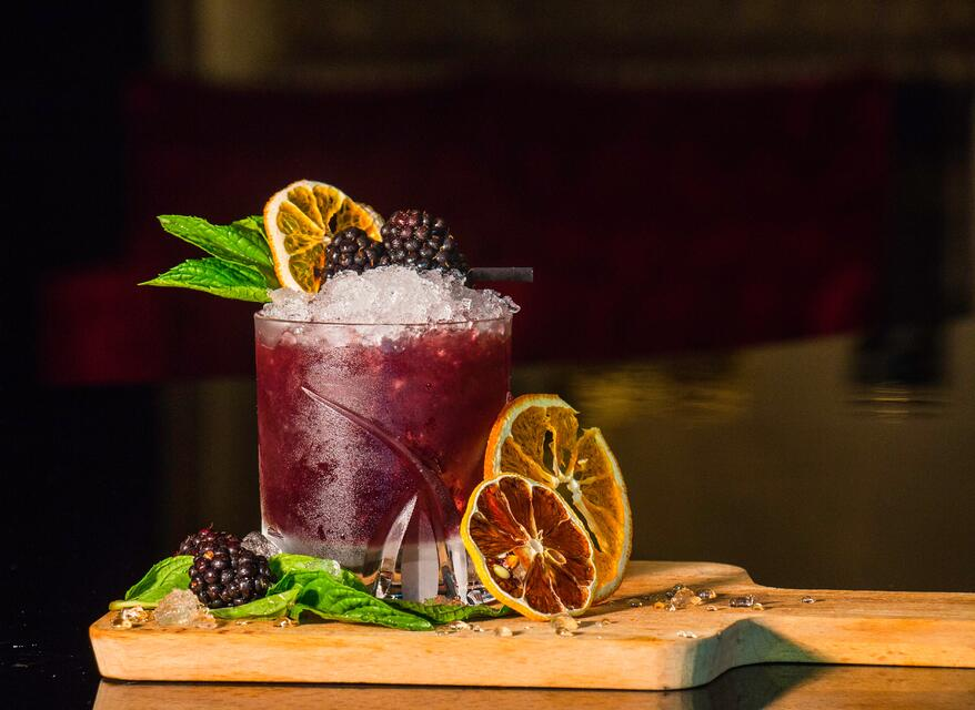 Cocktail menu hacks